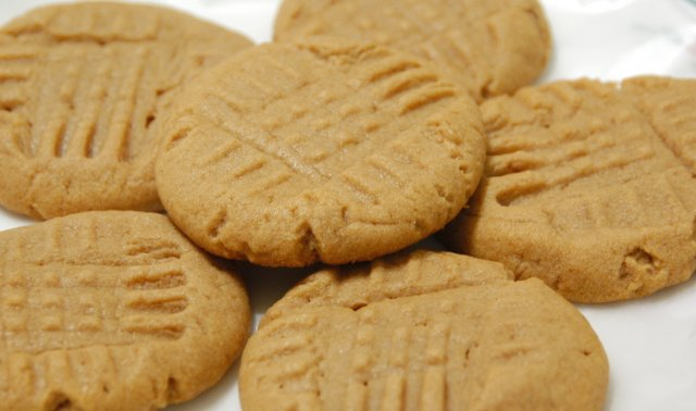 Peanut Butter Cookies - Recipe File - Cooking For Engineers