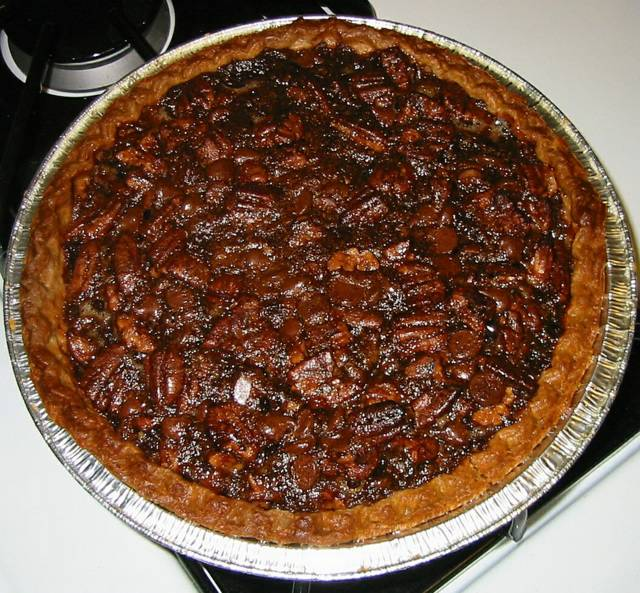 Eric's Chocolate Pecan Pie - Test Recipes - Cooking For ...