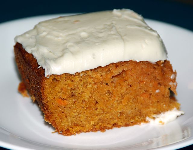Cake With Fruit Pulp : Carrot Pulp Cake, Part I - Test Recipes - Cooking For ...