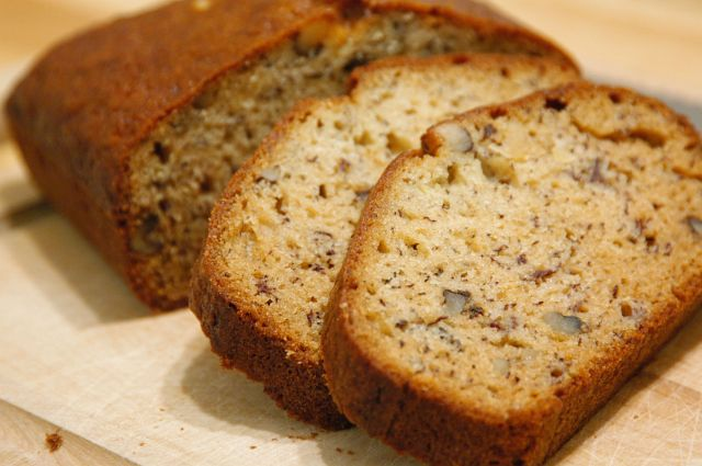 Banana Nut Bread - Recipe File - Cooking For Engineers