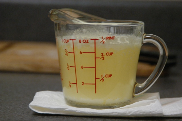 Clarified Butter - Kitchen Notes - Cooking For Engineers