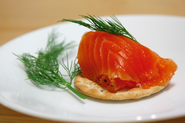 Gravlax - Recipe File - Cooking For Engineers