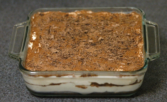 Simple Tiramisu Recipe File Cooking For Engineers