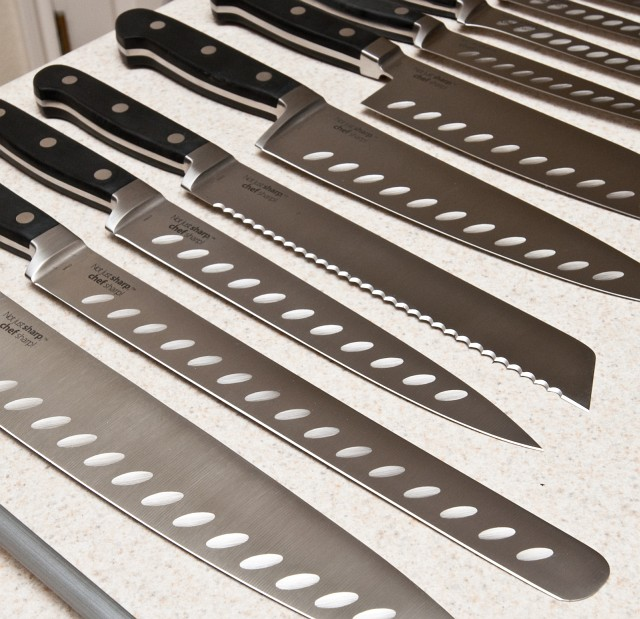 saber kitchen knives equipment gear cooking for. Black Bedroom Furniture Sets. Home Design Ideas