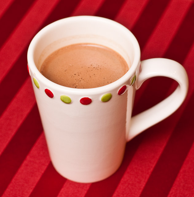 Perfect Hot Chocolate (serves 1 )