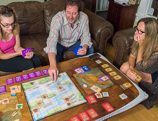 Robot turtles board game kickstarter off topic cooking for Table games for adults