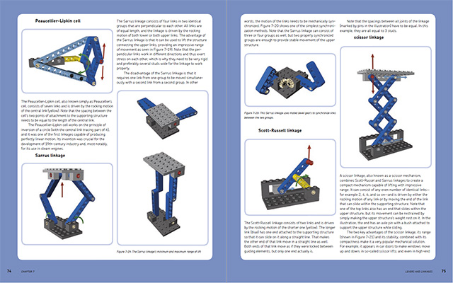 Mechanical Linkage Design Book