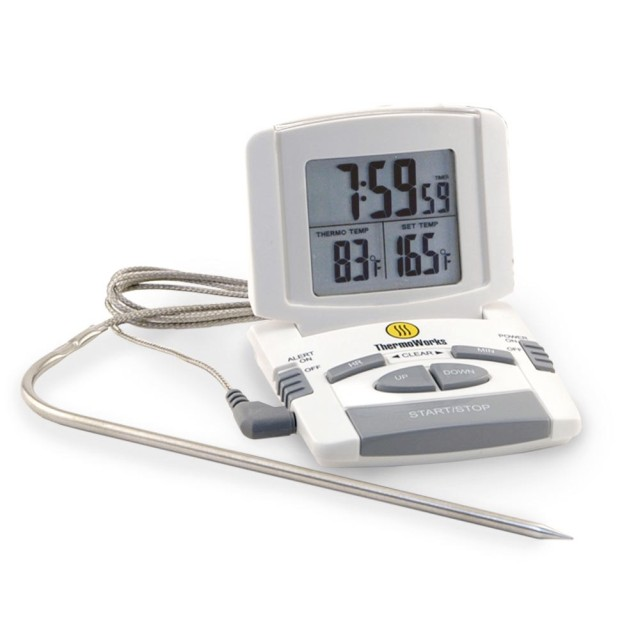 Thermoworks Thermapen And Oven Thermometer 2012 Giveaway Off Topic Cooking For Engineers